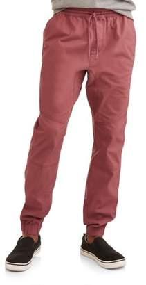 George Men's Canvas Jogger Pants