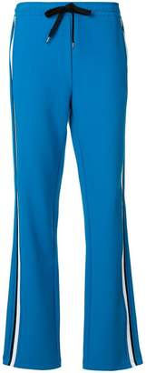 No.21 side-stripe tracksuit pants