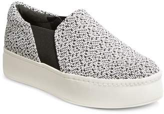 Vince Knit Slip-On Sneakers