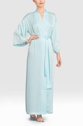 Natori Kasalan Robe with Lace