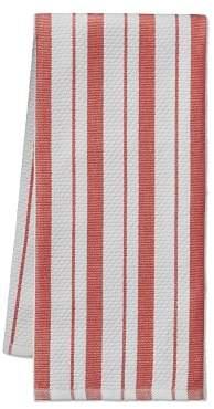 Williams-Sonoma Williams Sonoma Classic Striped Towels, Set of 4, Paprika