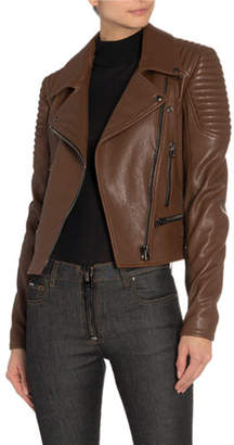 Tom Ford Leather Moto Jacket