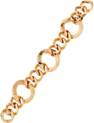 Roberto Coin 18K Three-Ring Round-Link Bracelet IN7pL