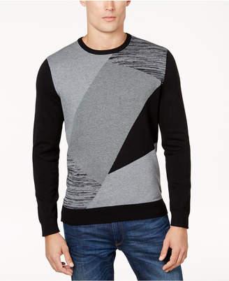 Alfani Men's Angled Colorblocked Sweater
