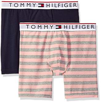 Tommy Hilfiger Men's Underwear Modern Essentials Boxer Briefs