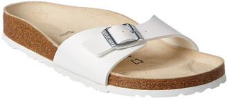 Birkenstock Madrid Birko-Flor Leather Narrow Sandal
