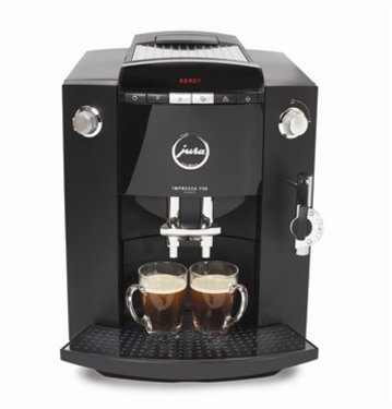 Jura-Capresso Impressa F50 Classic Automatic Coffee Center, Black