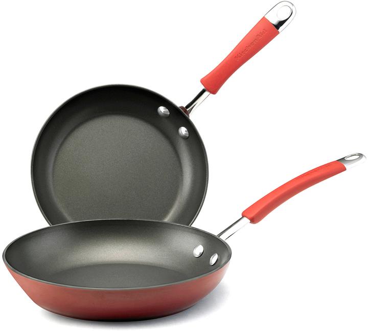 KitchenAid Aluminum Skillet Set (2PC)
