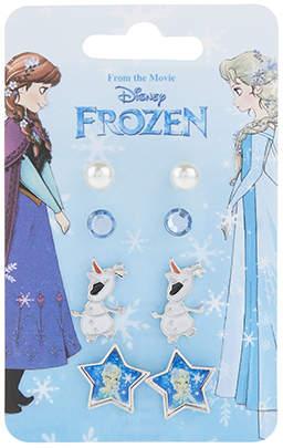 Accessorize Frozen Stud Earrings
