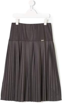 Liu Jo Kids accordion pleat skirt