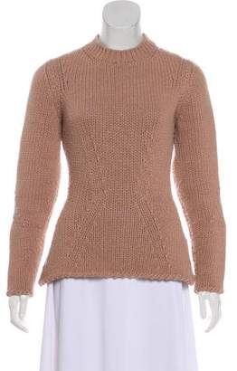 Tod's Merino Wool Long Sleeve Sweater