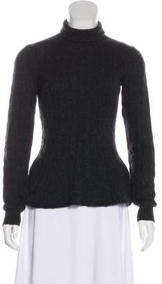 Ralph Lauren Black Label Cashmere Knit Turtleneck