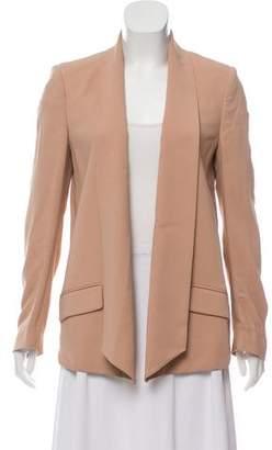 Mantu Long Sleeve Open Blazer