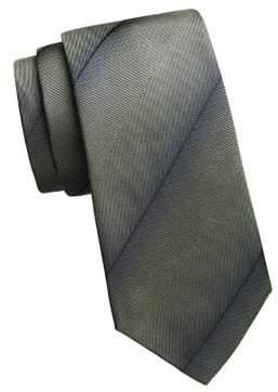Emporio Armani Ombre Stripe Tie