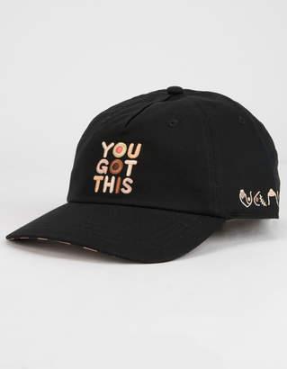 Vans x Breast Cancer Awareness Courtside Womens Strapback Hat