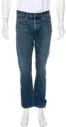 Simon Miller M002 Straight-Leg Jeans