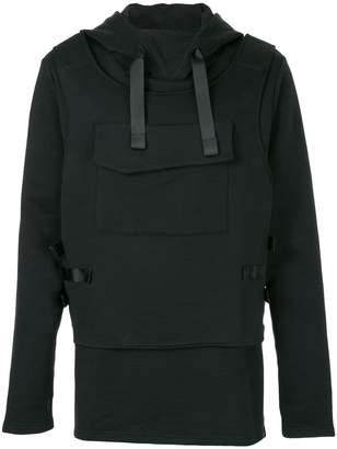 Matthew Miller long-sleeve hoodie