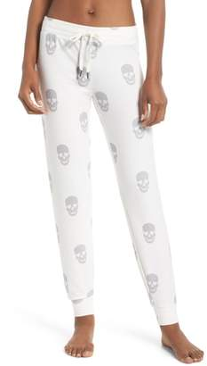 PJ Salvage Skull Jogger Pants
