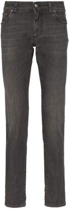 Dolce & Gabbana slim-leg denim jeans