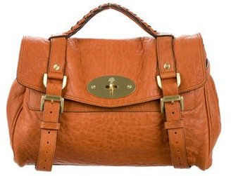 Mulberry Alexa Messenger Bag $630 thestylecure.com