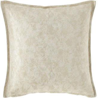 Fino Lino Linen & Lace Luxe Throw Pillow