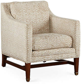 Michael Thomas Collection Arden Club Chair - Sand