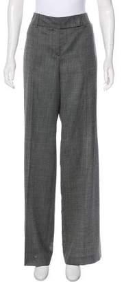 Akris Wool Mid-Rise Pants w/ Tags
