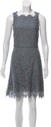 Dolce & Gabbana Sleeveless Lace Dress w/ Tags