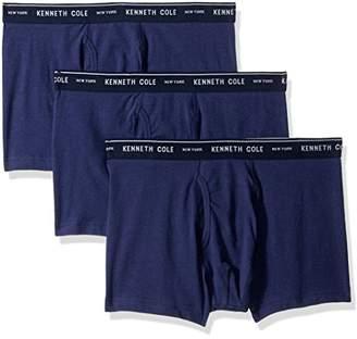 Kenneth Cole New York Men's Novelty 3 Pack Trunk