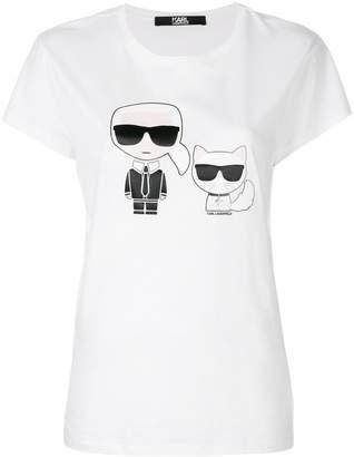 Karl Lagerfeld Paris & Choupette Ikonik T-shirt