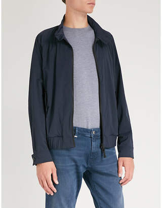 BOSS ORANGE Funnel-neck shell jacket