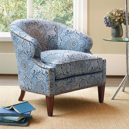 Trend Alert Feminine Nailhead Furniture Popsugar Home