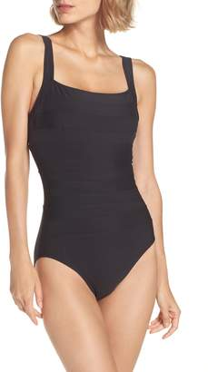 Miraclesuit R) 'Spectra' Banded Maillot