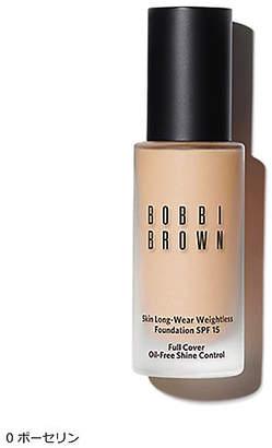 Bobbi Brown (ボビイ ブラウン) - [ボビイ ブラウン] スキン ロングウェア ウェイトレス ファンデーション SPF 15(PA++)