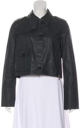Proenza Schouler Asymmetrical Button-Up Jacket w/ Tags