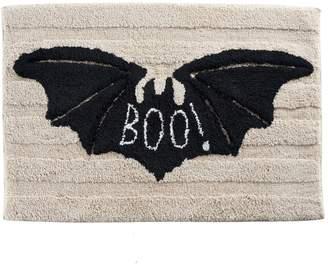 Celebrate Halloween Together Bat Bath Rug