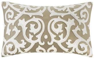 Natori N Medallion Oblong Pillow