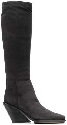 Ann Demeulemeester Audrian boots