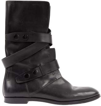 Alexander Wang Leather boots