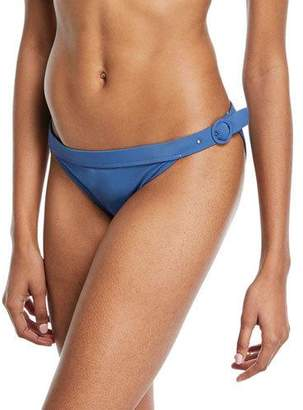 Solid and Striped The Evelyn Side-Buckle Swim Bikini Bottom