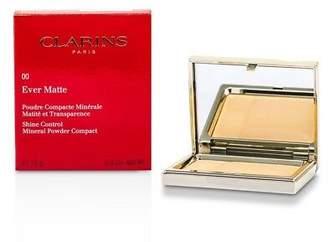 Clarins NEW Ever Matte Shine Control Mineral Powder (# 00 Transparent Opa)