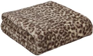 Catherine Lansfield Leopard Throw