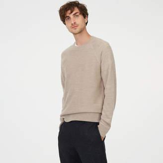 Club Monaco Twill Stitch Raglan Sweater