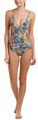 Stella McCartney Iconic Prints One-Piece