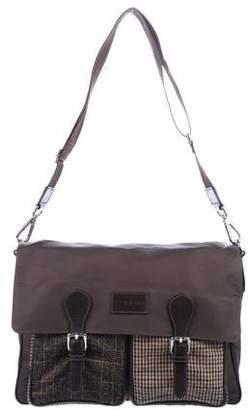Etro Patterned Messenger Bag