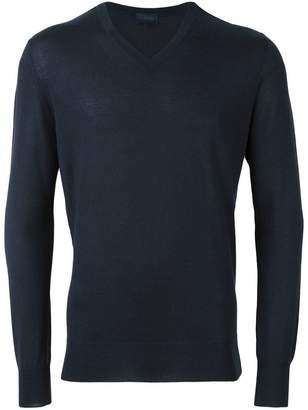 Lanvin v-neck jumper
