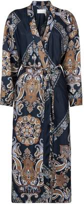 Chloé Paisley Belted Coat