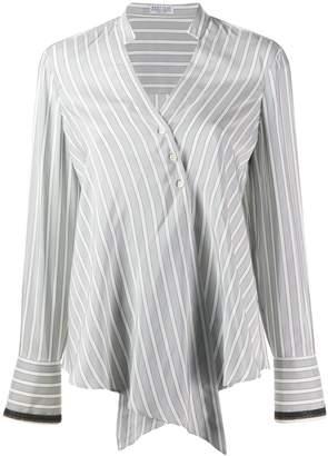 Brunello Cucinelli striped blouse