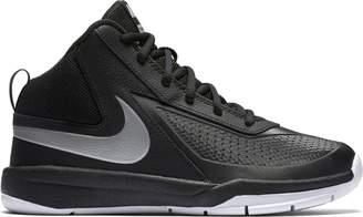 Nike Team Hustle D 7 (GS) Basketball Shoe 5.5 Kids US