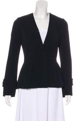 Andrew Gn Structured Pleat-Accented Jacket